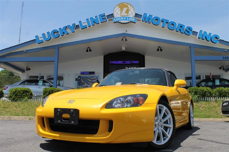 2007 HONDA S2000 LOADED