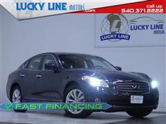 2011 INFINITI M37 X AWD w/ Premium Package
