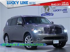 2014 INFINITI QX80 4WD w/ Theater Package