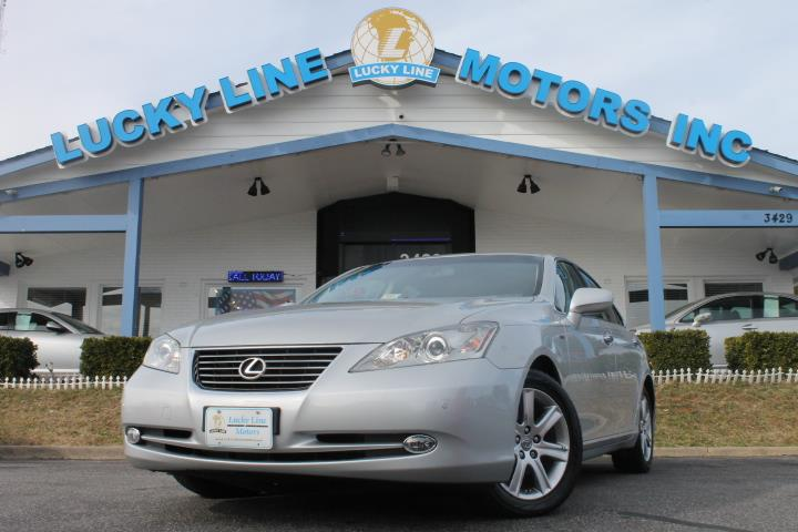 2009 LEXUS ES 350 Pebble Beach Edition