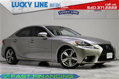2014 LEXUS IS 350 w/Navigation