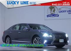 2015 LEXUS LS 460 AWD w/ Luxury Package