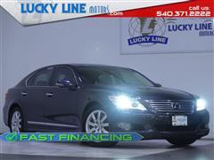 2011 LEXUS LS 460 L LUXURY AWD