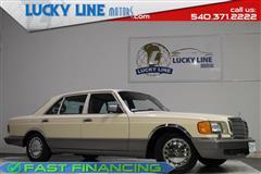 1987 MERCEDES-BENZ 560 SERIES 560SEL