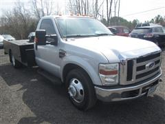 2008 FORD SUPER DUTY F-350 DRW XLT POWERSTROKE