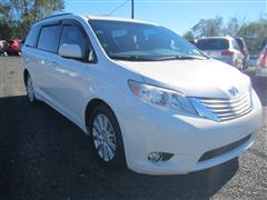 2012 TOYOTA SIENNA LIMITED with Navi/DVD/Dual Roofs