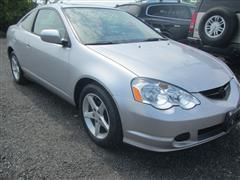 2002 ACURA RSX Leather