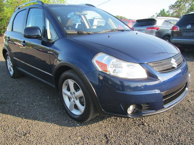 2008 SUZUKI SX4 Cross over touring Awd