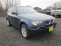 2004 BMW X3 2.5L , Pano-Roof , Premium Package
