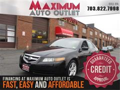 2005 ACURA TL w/Navigation System