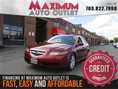 2006 ACURA TL 3.2TL with NAVIGATION