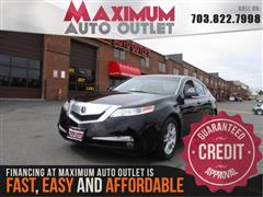 2009 ACURA TL Tech Package with Navigation