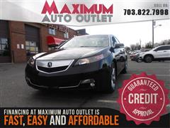 2012 ACURA TL SH-AWD w/Technology Pkg