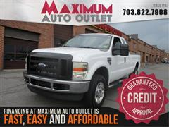 2008 FORD SUPER DUTY F-250 SRW 4WD DIESEL EXTENDED CAB