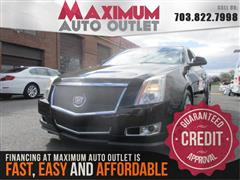 2008 CADILLAC CTS High Feature