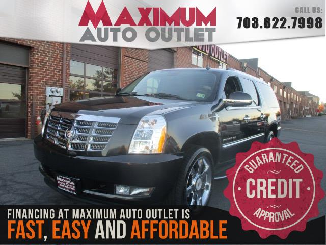 2012 CADILLAC ESCALADE ESV with NAVI/DVD