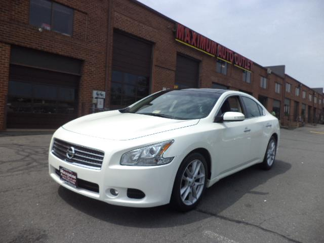 2010 Nissan Maxima Printer Friendly Flyer