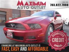 2013 FORD MUSTANG Premium Convertible