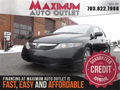 2010 HONDA CIVIC SEDAN EX