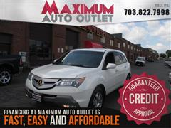2008 ACURA MDX Technology Pkg