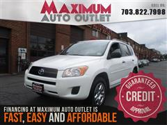 2010 TOYOTA RAV4 with Leather