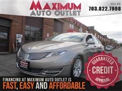 2015 LINCOLN MKZ 3.7