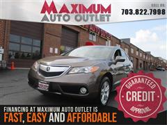 2013 ACURA RDX Technology Package with Navigation