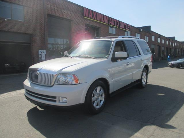 2005 LINCOLN NAVIGATOR 4WD with Navi/DVD