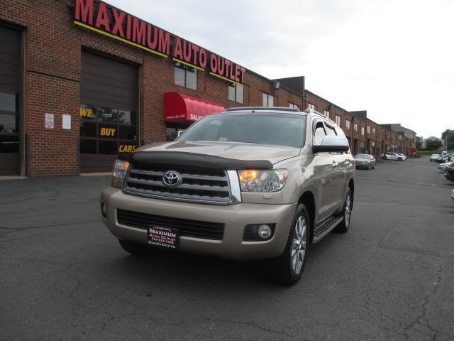 2008 TOYOTA SEQUOIA Limited-NAV--DVD
