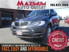 2012 BMW X5 xDRIVE 35i 7 Passenger