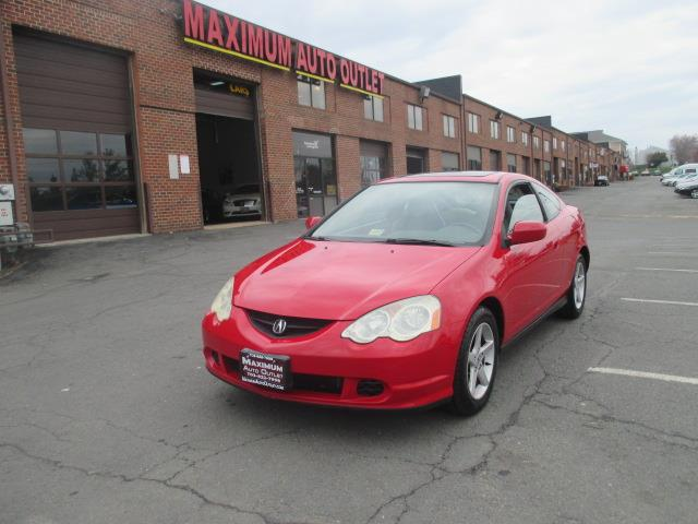 2004 ACURA RSX Leather