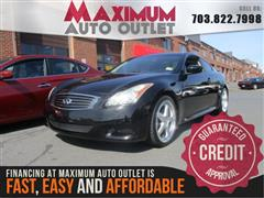 2008 INFINITI G37 COUPE Journey