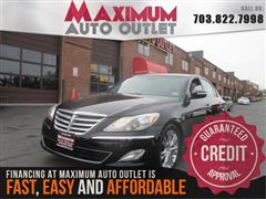 2012 HYUNDAI GENESIS with Navigation