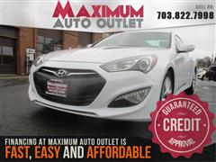 2015 HYUNDAI GENESIS COUPE 3.8L with Navigation