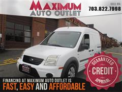 2012 FORD TRANSIT CONNECT CARGO XLT