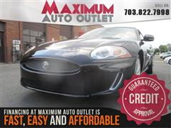 2010 JAGUAR XK Convertible with Navigation