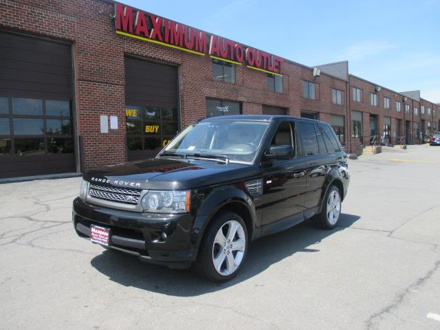 2010 LAND ROVER RANGE ROVER SPORT SUPERCHARGED / 20-INCH WHEELS / NAVI