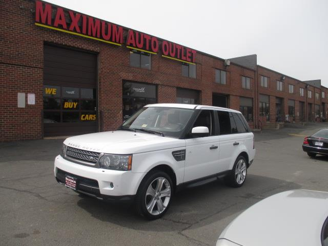 2011 LAND ROVER RANGE ROVER SPORT SUPERCHARGED / 20-INCH WHEELS / NAVI