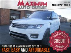 2014 LAND ROVER RANGE ROVER SPORT SE Supercharged