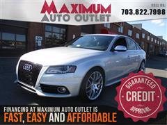 2012 AUDI S4 Premium Plus