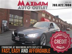2013 BMW 3 SERIES 335i SPORTS PACKAGE