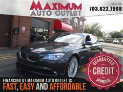 2011 BMW 7 SERIES 750Li/ALPINA B7