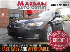 2009 BMW 3 SERIES 328i with Sports Package