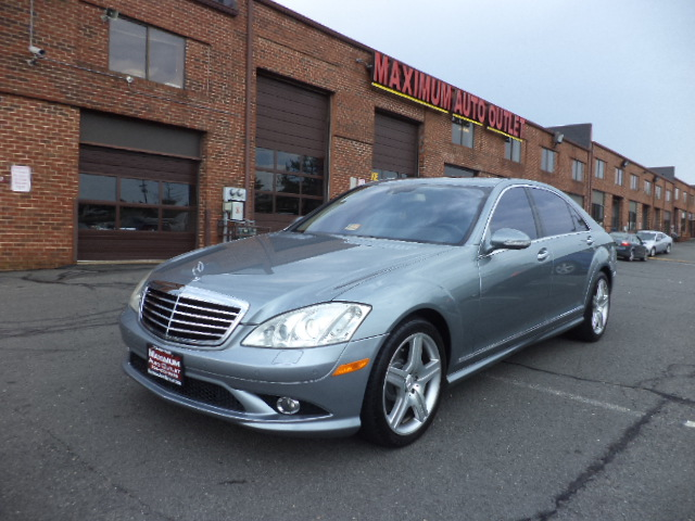 2007 mercedes benz s class s550 amg sport package with for Mercedes benz night vision