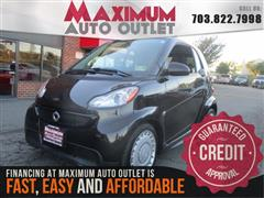 2015 SMART FORTWO Passion/Pure