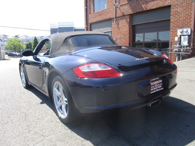 2007 porsche boxster manassas park virginia maximum auto outlet va 20111. Black Bedroom Furniture Sets. Home Design Ideas