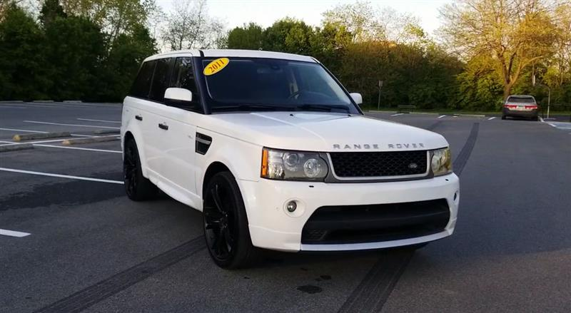 2011 LAND ROVER RANGE ROVER SPORT Sport Supercharged