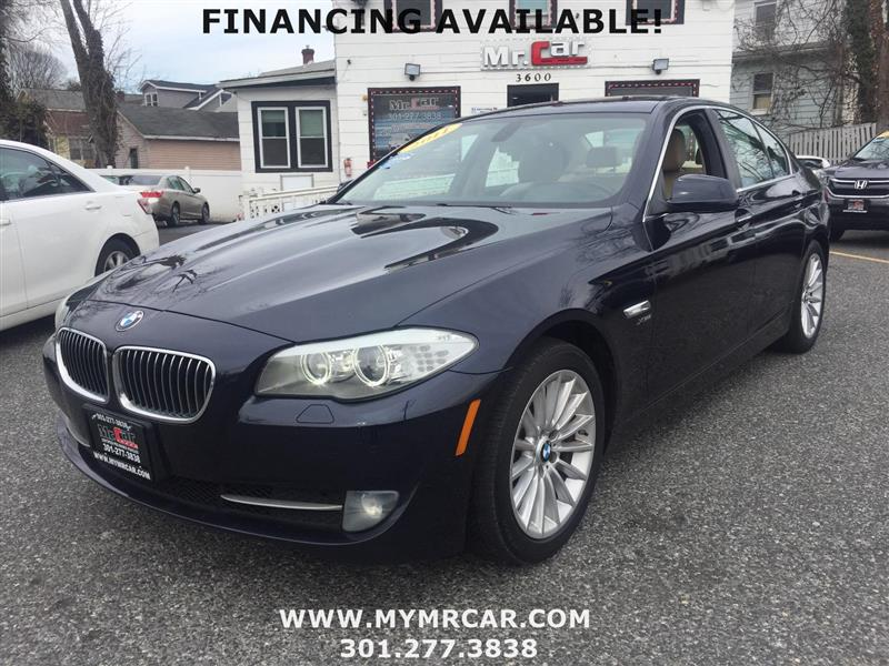 2011 BMW 5 SERIES 535xiT