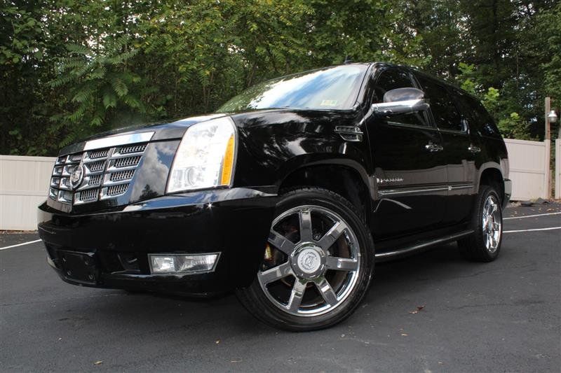 2007 CADILLAC ESCALADE 4WD Luxury Package