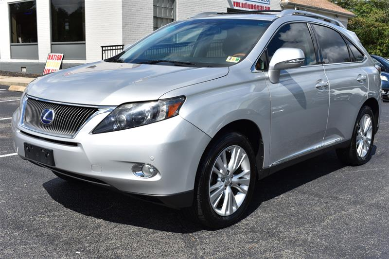2010 LEXUS RX 450H w/ Navi and Back-up Camera